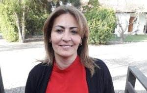 רותי דרעי מנהלת הספריה העירונית