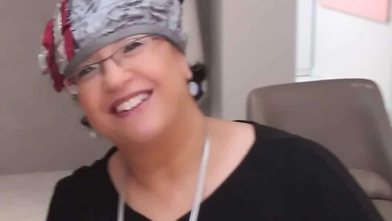 גאווה מקומית אביבה חלבי זוכת פרס ירושלים לאחדות ישראל