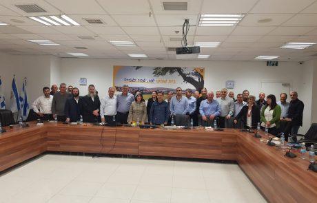 שיתופי פעולה אזוריים בין בית שמש למטה יהודה