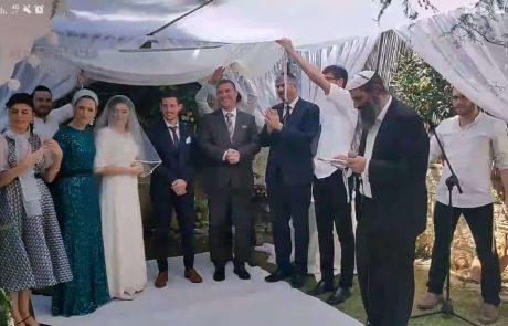 חתונה בימי קורונה מאת: מזל זוזו בן זקן