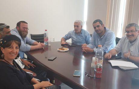 שיתופי פעולה והבנות בין סיעות הליכוד והבית היהודי