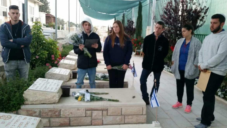 זר לכל נופל – אירועי יום הזיכרון במטה יהודה