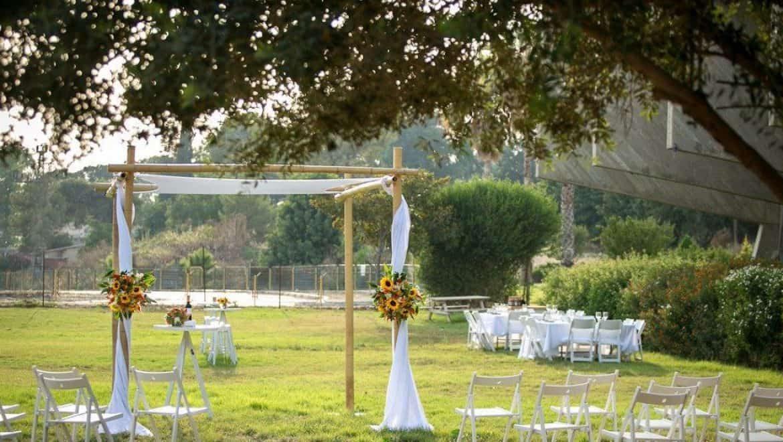 מטה יהודה משיקה מתחם חתונות