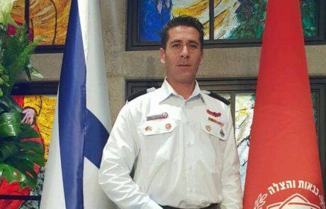 רשף יוסי אסרף קיבל אות הצטיינות מנשיא המדינה