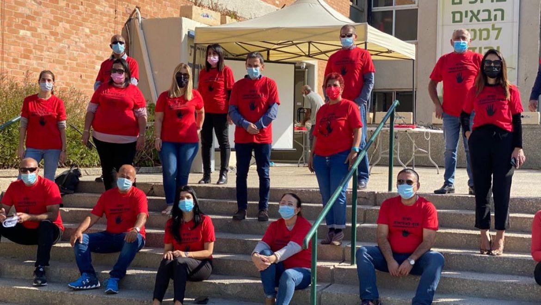 יום המאבק באלימות כלפי נשים במועצה האזורית מטה יהודה