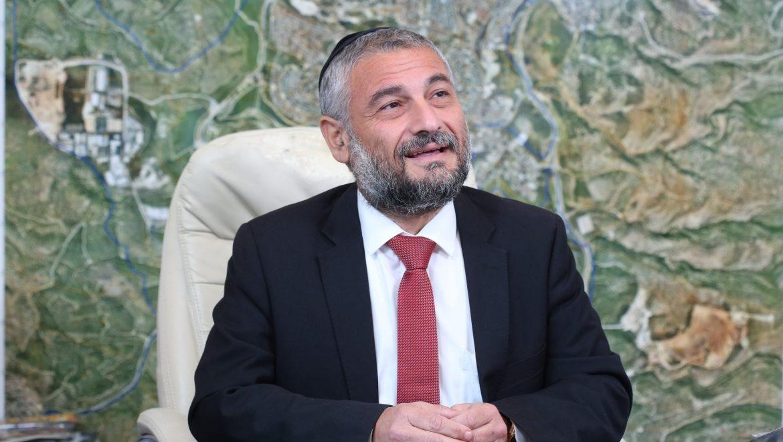 אבוטבול התפטר ממועצת העיר ומפנה את הכיסא לאברהם פרנקל 'משלומי אמונים'