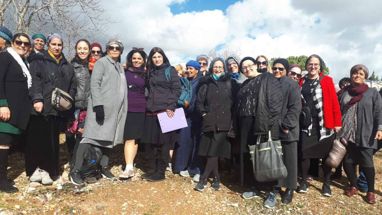 סיור בעקבות נשים פורצות דרך