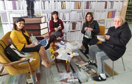 ספריות רחוב – קריאה בימי קורונה