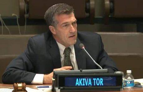 עקיבא תור מונה לשגריר ישראל בקוריאה הדרומית