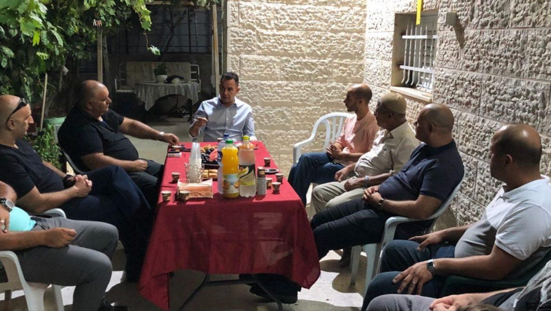 """ערן אוחנה:  """"מחדל חלוקת תקציבים ל'ישובים מועדפים' ייעלם לאחר שאבחר"""""""