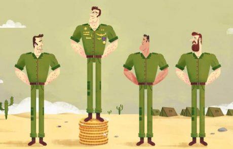 מארבעה ייצא אחד: התייחסות ארבעת המועמדים על פרישתו של משה דדון