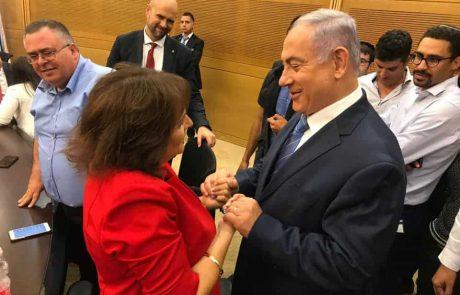 קטי שטרית בכנסת ישראל