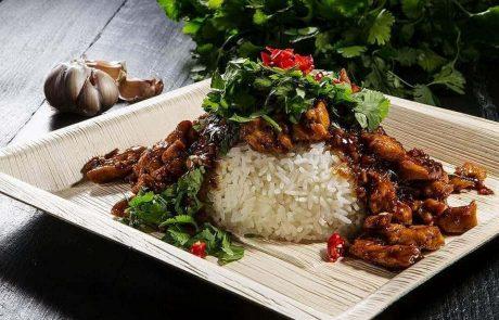 'משלוחים ונהנים' קפאו – מסעדה תאילנדית – מתחם שער העיר