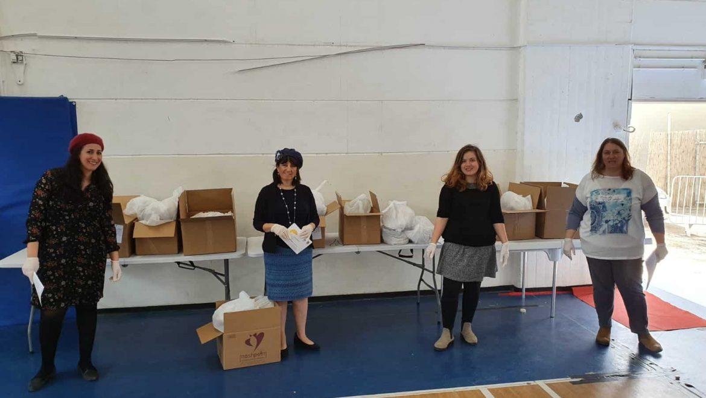 מערך ההתנדבות בעיר