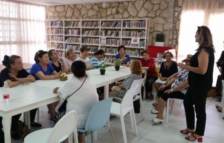 """מרכז הקהילתי לב העיר-זינמן החלו במסורת """"מגלים עולמות בלב העיר"""""""