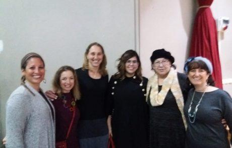 פתיחת אירועי יום האישה הבינלאומי – הצלחה