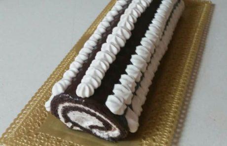 רולדת שוקולד-מוקה
