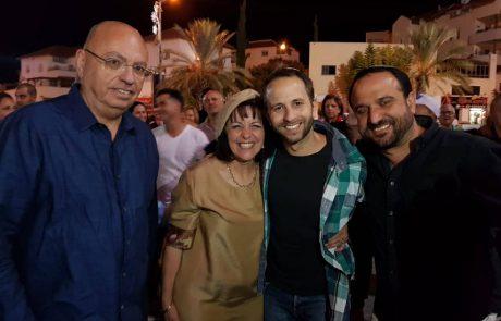 רוני רימון ואסף פאסי מסכמים את ניצחון בלוך בבחירות