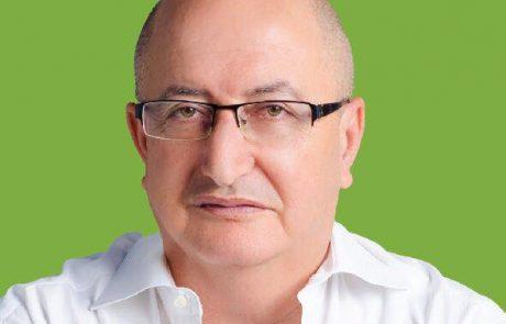 ברכה לראש השנה – ריצארד פרס, מועמד למועצת העיר בית שמש