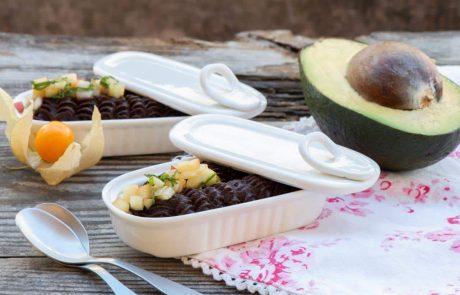שוקולד והפתעה – מוס שוקולד אבוקדו