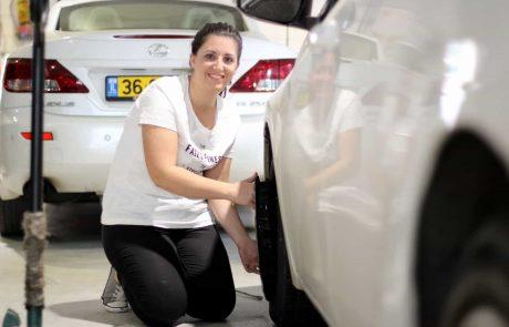 סדנה לנשים לטיפול ברכב