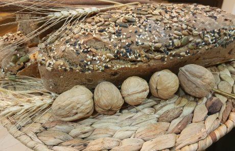 פודי'ז – לחם קמח מלא באהבה