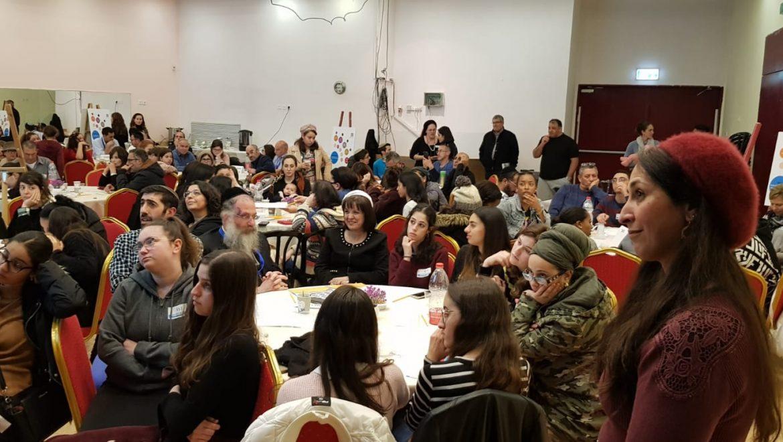 מפגש שמשותף – תושבים במרכז העשייה