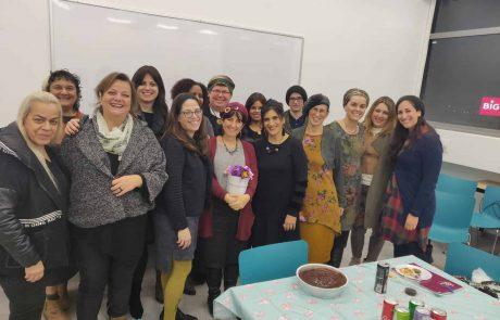 עושות תרבות לקראת יום האישה הבינלאומי