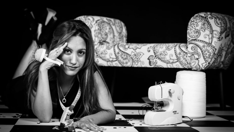 אירוע POP UP ראשון עם ג'רלדין – מעצבת אופנה